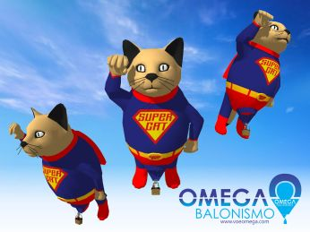 omega-balonismo-special-shape-super-cat