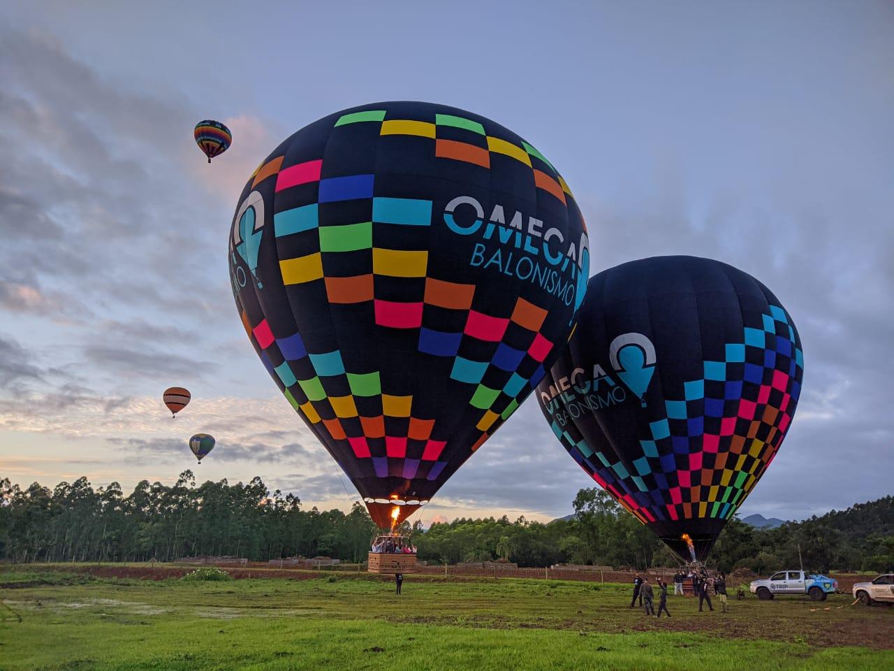 Omega Balonismo